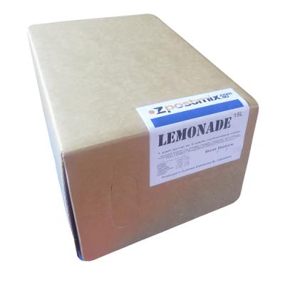 lemonade postmix syrup