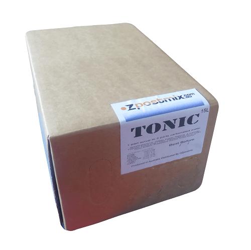 tonic postmix syrup